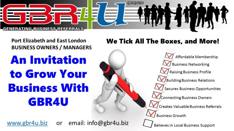 GBR4U Pty Ltd - Specials