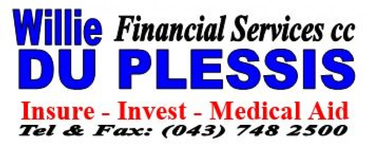 Willie du Plessis Financial Services cc   - Specials