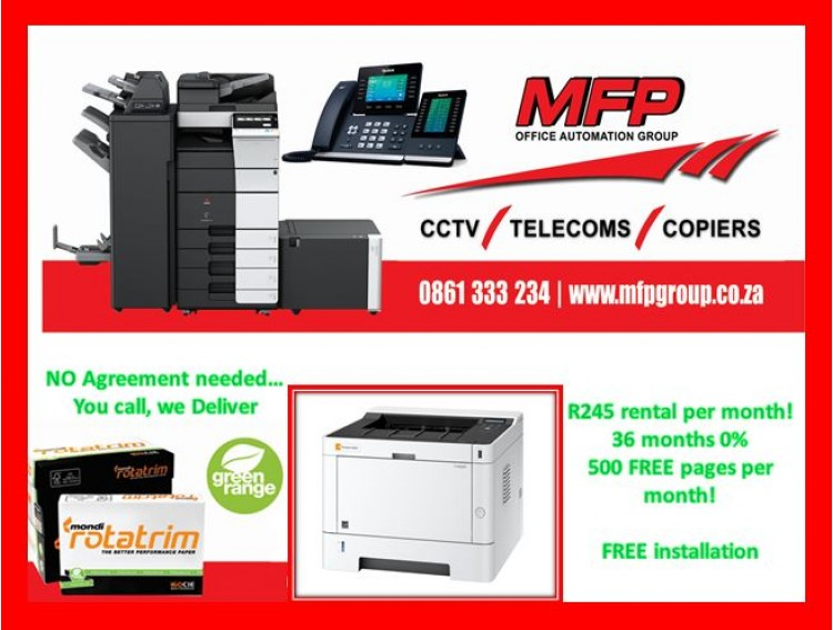 MFP Office Automation - Specials