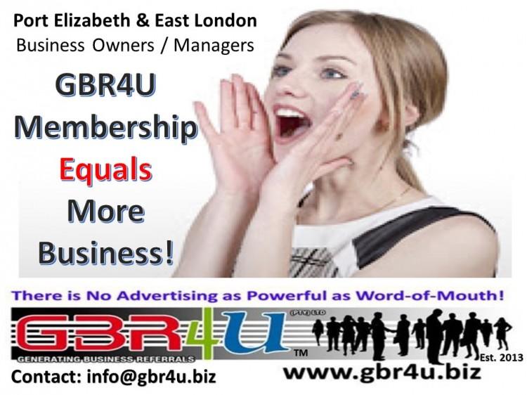 GBR4U Branding - Specials